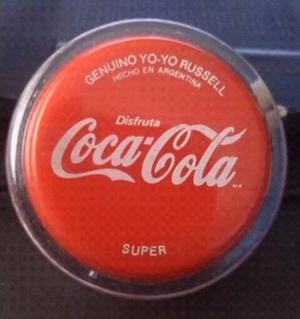2 Yoyos Coca Cola