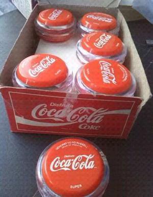 5 Yoyos Coca Cola