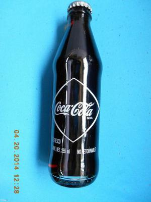 Botella Original De Coca Cola De Coleccion Buena