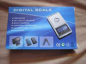 Báscula 300g X 0.01g Joyero Lcd Digital Portátil ¡ De