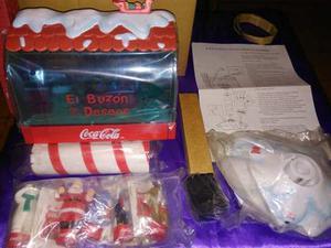 Buzón De Los Deseos Coca Cola Nuevo Envío Gratis