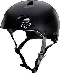 Casco Fox Flight Sport Hardshell Negro Mate Talla M Bici Mtb