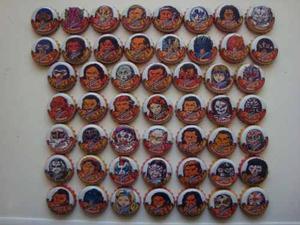 Coleccion De Corcholatas Cerveza Victoria Luchadores 51 Dif