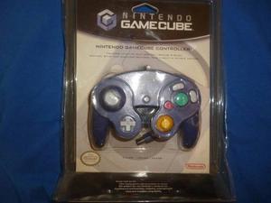 Control De Game Cube Nuevo De Paquete Coleccion