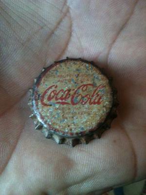 Corcholata Antigua Coca Cola Con Corcho