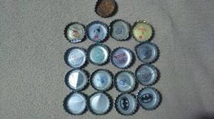 Corcholatas Coca Cola Y Pepsi. Varias Colecciones