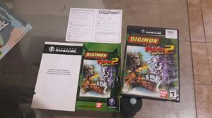 Digimon Rumble Arena 2 Gamecube