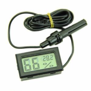 Higrometro Humedad Termometro Sensor De Temperatura De Sonda