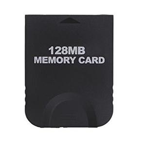 Honbay 128mb Memory Card Compatible For Wii Gamecube -negro