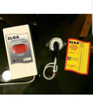 Medidor De Gas L.p. Marca Algas