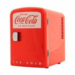 Mini Frigobar Coca Cola 6 Latas