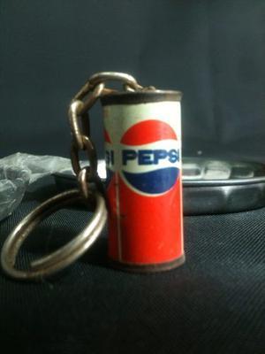 Pepsi Cola Llavero / Antiguo/ Arts. De Coca Cola