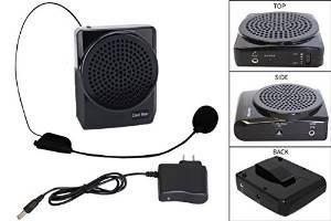 Personal Amplificador De Voz - Altavoz De Sonido Portátil -