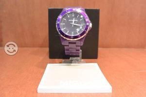 Reloj Michael Kors Morado MK