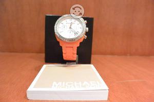 Reloj Michael Kors Naranja MK :