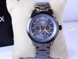Reloj timex nuevo,caratula tornasol, fechador, org
