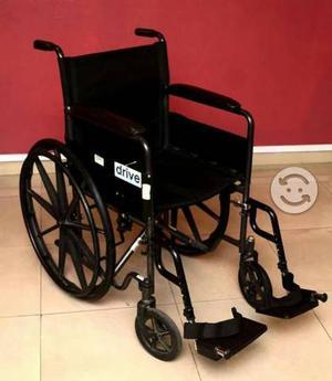 Renta Silla de ruedas sencilla