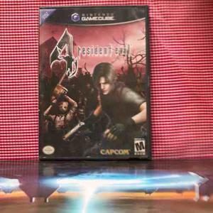 Resident Evil 4 Gamecube Envio Gratis