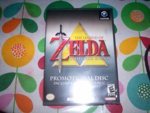 The Legend Of Zelda Collectors Edition Completo Caja Ngc