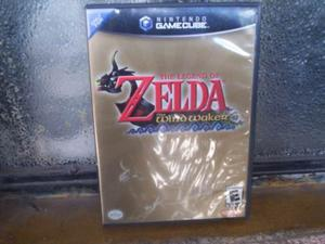 The Legend Of Zelda The Wind Waker Completo Caja Y Manuales