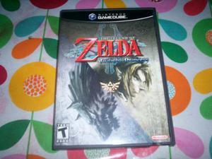 The Legend Of Zelda Twilight Princess Completo Caja Y Manual