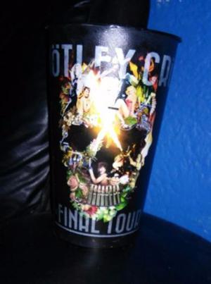 Vaso Coleccionable Motley Crüe