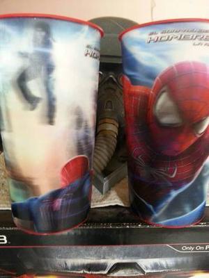 Vasos Amazing Spiderman 2