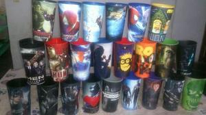 Vasos De Cine 4 Vasos X$100