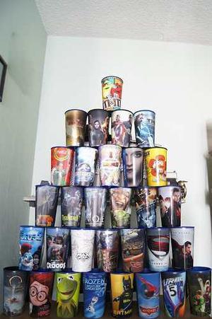 Vasos De Cinepolis De Películas