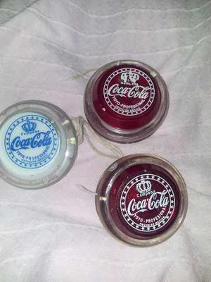 Yoyos Coca Cola Profesionales