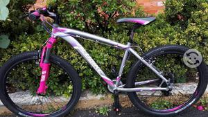 Bicicleta alubike xcw r26 nueva