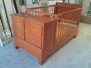 Base cama individual madera c 6 cajones posot class - Cama cuna en madera ...