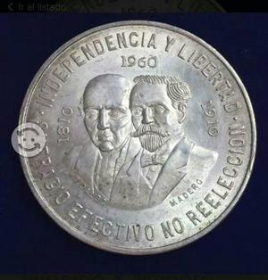 Compro monedas en plata