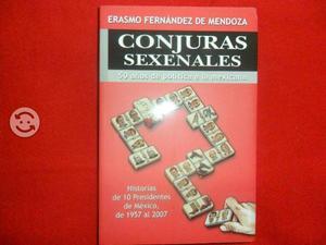 Conjuras Sexenales. Erasmo Fernández De Mendoza