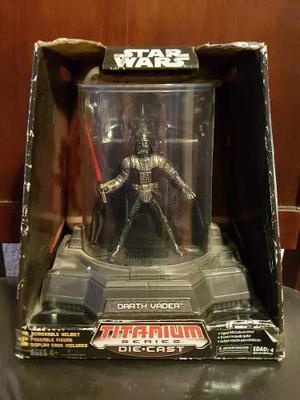 Darth Vader Star Wars Titanium Series Die Cast