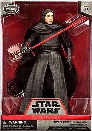 Disney Star Wars 6 Elite Serie Die-cast Figura Kylo Ren