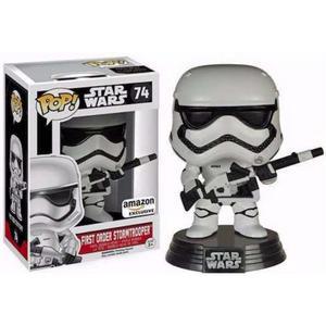 Funko Pop! First Order Stormtrooper Star Wars Exclusive