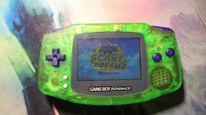 Gameboy Advance - Pantalla Retroiluminada