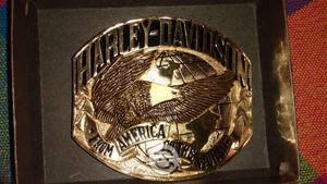 Hebilla Harley Davidson original nueva