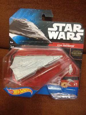 Hot Wheels Nave Star Wars Star Destroyer First Order