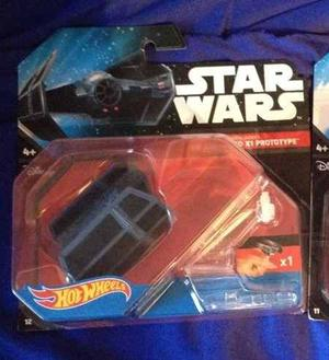 Hot Wheels Star Wars Darth Vader's Tie Advanced X1 Prototype