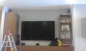 Instalacion de soportes para pantallas