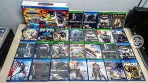 Juegos de Ps4, Xbox one y Xbox 360 Nuevos Sellados