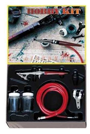 Kit Para Aerografo Paasche h Set Completo
