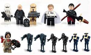 Lego Star Wars Rogue One Orson K-2so Tx-20 Set De 12 Piezas