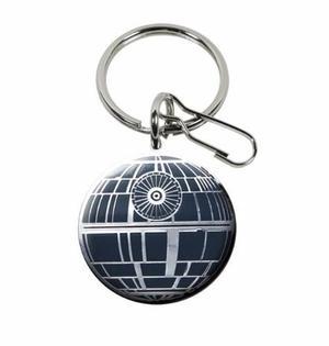 Llavero Star Wars Death Star Producto Oficial Eua Imperio
