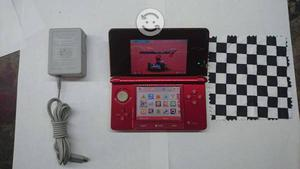 Nintendo 3ds con Mario kart