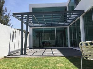 Pergolas y techos de acero madera aluminio posot class - Pergolas de metal ...