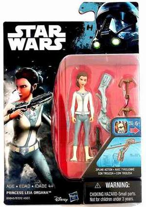 Princess Leia Organa Rogue One Star Wars Rebels Hasbro
