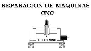REPARACION DE MAQUINAS CNC CON MACH3